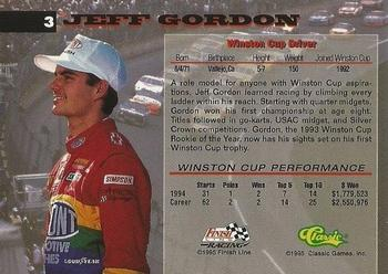 Jeff Gordon Gallery The Trading Card Database