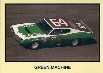 1989-90 TG Racing Masters of Racing #257 Green Machine Front