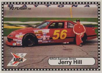 1992 Langenberg ARCA/Flash #29 Jerry Hill Front