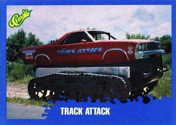 1990 Classic Monster Trucks 12 Track Attack Trading Card Database