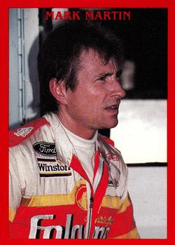1991 Sunbelt Racing Legends #6 Mark Martin Front