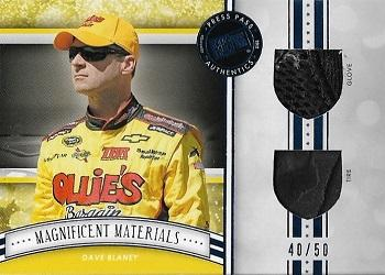Auto Racing Cards Sports Mem, Cards & Fan Shop 2012 Press Pass Ignite Color Proof Black #6 Dave Blaney Racing Card