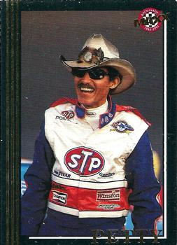 1992 Maxx 5th Anniversary #43 Richard Petty Front