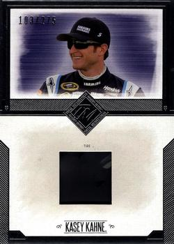 2014 Press Pass Total Memorabilia - Swatches - Silver Single #TM-KK Kasey Kahne Front