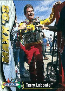 1998 Maxx #5 Terry Labonte Front
