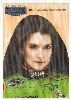 2010 Press Pass Eclipse #27 Danica Patrick Front