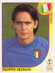 Filippo Inzaghi (courtesy of Trading Card Database)