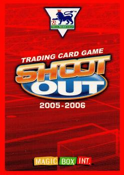 2005-06 Magic Box Int. Shoot Out Update #NNO Paul Scharner Back