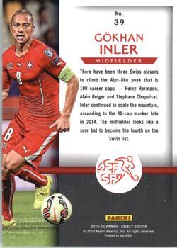 2017 2017-18 Panini Select Equalizers #EQ-7 Xherdan Shaqiri Switzerland Card Verzamelkaarten: sport