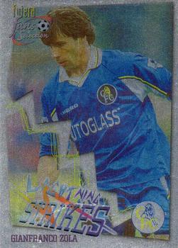 MERLIN PREMIER Gold 2000-Gianfranco Zola Chelsea #A4