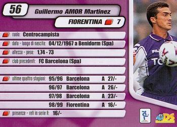 ¿Cuánto mide Guillermo Amor? 128051-8589411Bk