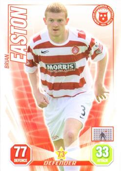 2008-09 Panini Scottish Premier League Super Strikes #NNO Brian Easton Front
