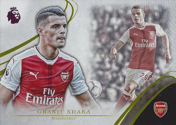 #402 Granit Xhaka Match Attax 2016//17 Premier League Man of the Match