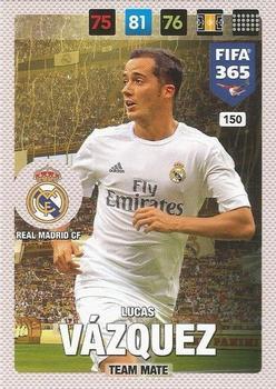 PANINI FIFA 365 cards 2017-145-Keylor NAVAS-Team Mates-Real Madrid CF
