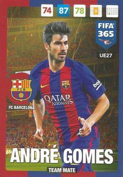 Panini Fifa 365 ADRENALYN XL 2017-Samuel umtiti FC Barcelona no UE26