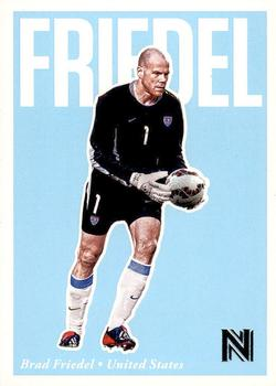 2017 Panini Nobility #8 Brad Friedel Front