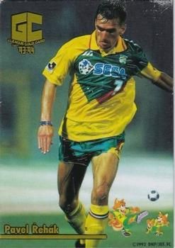1993-94 J League Gold #154 Pavel Rehak Front