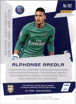 264 ALPHONSE AREOLA #  FRANCE CARD ADRENALYN LIGUE 1 2019 PANINI