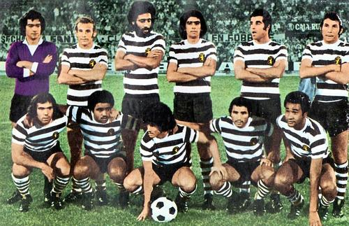 Panini 58 Mannschaft Sporting Clube de Portugal UEFA CL 2000//01