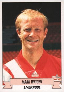 Panini Fútbol 93 # 113 Mark Wright-Liverpool
