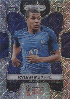 Rising Star Panini Adrenalyn XL WM 2018 #424 Kylian Mbappe