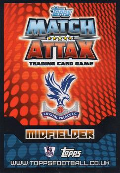 Match Attax 2014//15 Premier League Queens Park Rangers #229 Jordon Mutch