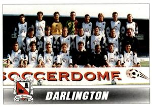 1997 Panini 1st Division 1997 #200 Team Photo Front