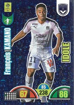 406 JULES KOUNDE # DIAMANT GIRONDINS BORDEAUX CARD ADRENALYN LIGUE 1 2019 PANINI