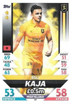 137 Match Attax spfl 2018//19 Egli Kaja Livingston no