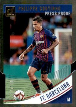 FC Barcelona 2018-19 Donruss Soccer The Legends Series #LS-2 Ronaldinho