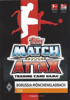 Match Attax 2019 2020 19 20 260 Yann Sommer Club Einhundert
