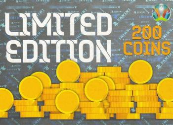 Panini Adrenalyn XL UEFA Euro em 2020 Limited Edition 200 Coins