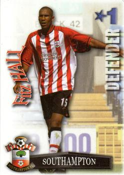 TOPPS MATCH ATTAX 2007-08 TRADING CARD-WIGAN ATHLETIC-FITZ HALL