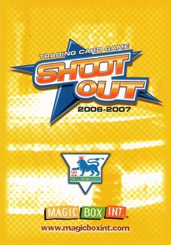 2006-07 Magic Box Int. Shoot Out #NNO Paul Scharner Back