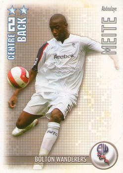 2006-07 Magic Box Int. Shoot Out #59 Abdoulaye Meite Front