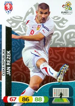 2012 Panini Adrenalyn XL Euro #12 Jan Rezek Front