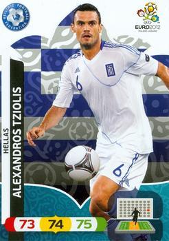 KYRIAKOS PAPADOPOULOS # GREECE HELLAS CARD PANINI ADRENALYN EURO 2012