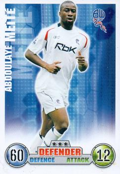 2007-08 Topps Premier League Match Attax #NNO Abdoulaye Meite Front