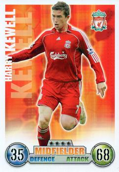 2007-08 Topps Premier League Match Attax #NNO Harry Kewell Front