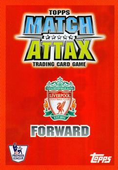 2007-08 Topps Premier League Match Attax #NNO Andriy Voronin Back