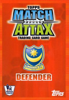 TOPPS MATCH ATTAX 2007-08 TRADING CARD-PORTSMOUTH-MARTIN CRANIE