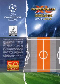 2011-12 Panini UEFA Champions League Adrenalyn XL #NNO Theo Janssen Back