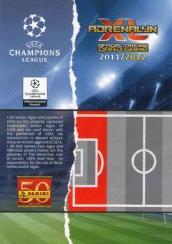 alou diarra Adrenalyn XL Champions League 11//12