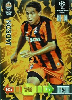 2010-11 Panini UEFA Champions League Adrenalyn XL #304 Jadson Front