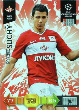 2010-11 Panini UEFA Champions League Adrenalyn XL #NNO Marek Suchy Front