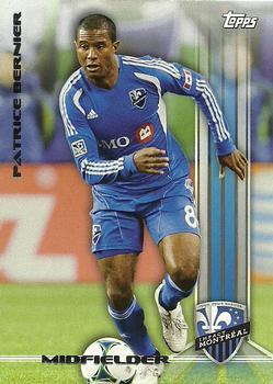 2013 Topps MLS 1978 English Footballer #EPL-PB Patrice Bernier Montreal Impact