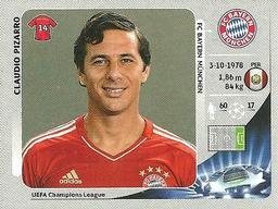 Panini-Ligue des champions 2006//07 Sticker 173-CLAUDIO PIZARRO