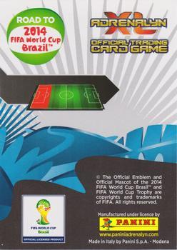 Adrenalyn XL-Ramires-brasil-Road to 2014 FIFA World Cup Brazil