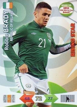 Match ATTAX 2014//15 premier League #374 robbie Brady-Man of the match