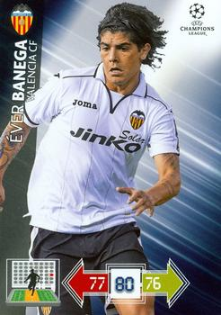 2012-13 Panini UEFA Champions League Adrenalyn XL Update Edition #122 Ever Banega Front
